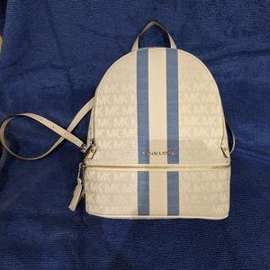 Michael Kors Rhea zip medium size backpack